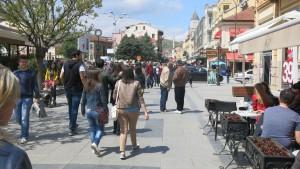 Fußgaengerzone Bitola