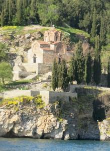 Kirche Ohrid