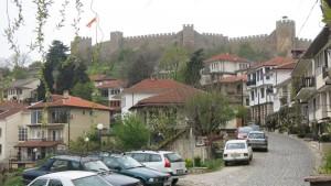 Ohrid Samuils Kastell