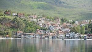 Ohrid ufer