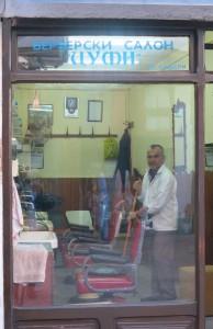 Skopje Handwerk Friseur