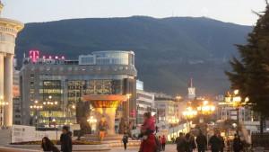 Skopje abend2