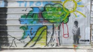 Tirana Graffiti