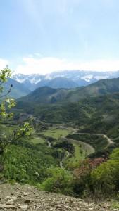 Albanien Straße 3