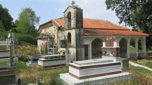 Albanien griechischer Friedhof
