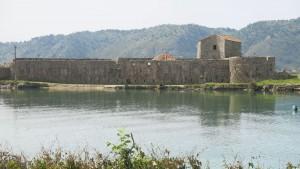 Butrint Festung