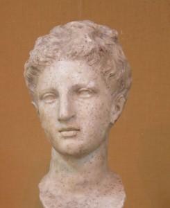 Göttin Apollo