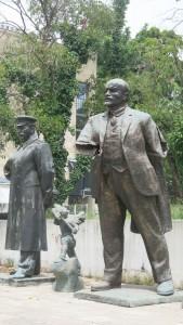 Lenin etc.