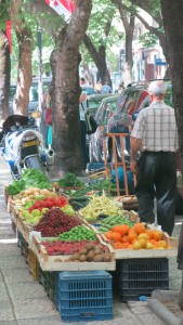 Tirana Markt 1