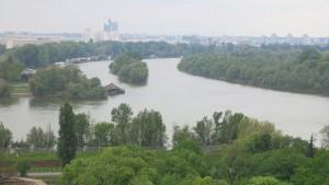 Blick von Festung 1