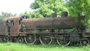 Eisenbahn bei