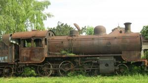 Eisenbahn bei Nis 3