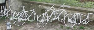 Fahrraeder in Pecs