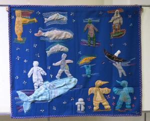 Inuit Wand 1