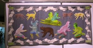 Inuit Wand 3