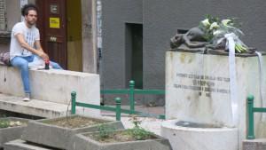 Jungergesellebrunnen