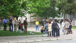 Serbische Hochzeit 1