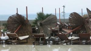 Sturm in Bar