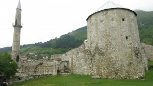 Festung Travnik 1