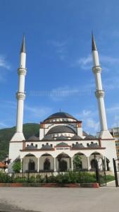 Gorazde neue Moschee