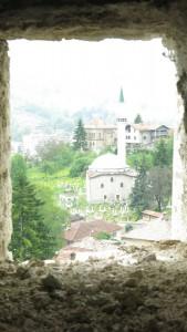 Travnik Festung 2