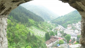 Travnik Festung 3