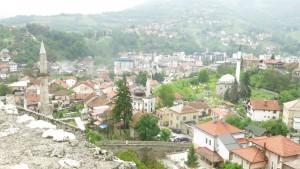 Travnik Festung 4