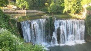 Wasserfall Jajce