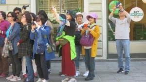 japanische Touristen Sara 2