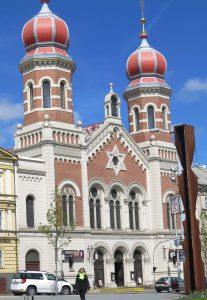Pilsen Synagoge
