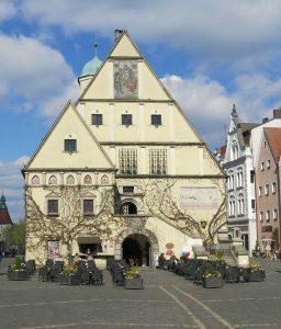 Weiden Rathaus