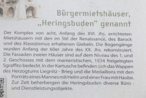 Liegnitz Buergermietshauser