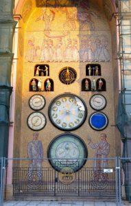 Olomouc Uhr 1