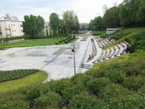 Rzeszow Brunnen 2