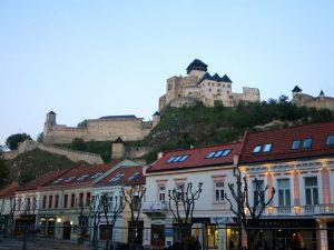 Trencin 2 Burg