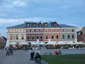 Zamosc Markt 1