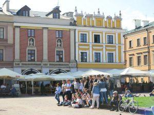 Zamosc Markt 2