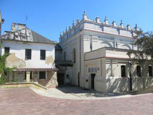 Zamosc Synagoge 1
