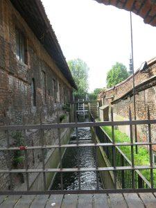 Danzig Kanal Muehle