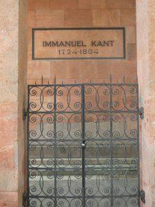 Kant Grab